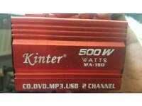 Brand new in box powerful mini amp