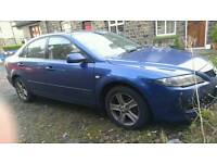 Mazda 6 2007 2.0D 6 month mot and tax