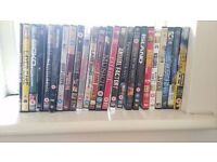 24 DVD films for sale