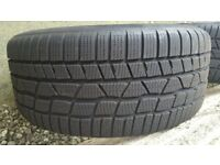 2x Continental ContiWinterContact TS830P Winter tyres, 7+mm tread, 265/35 18