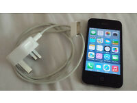 Iphone 4S. 16GB. Black. Excellent Condition.