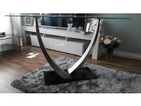 Crest console table for sale