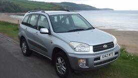Toyota Rav 4 GX vvti good condition 4x4
