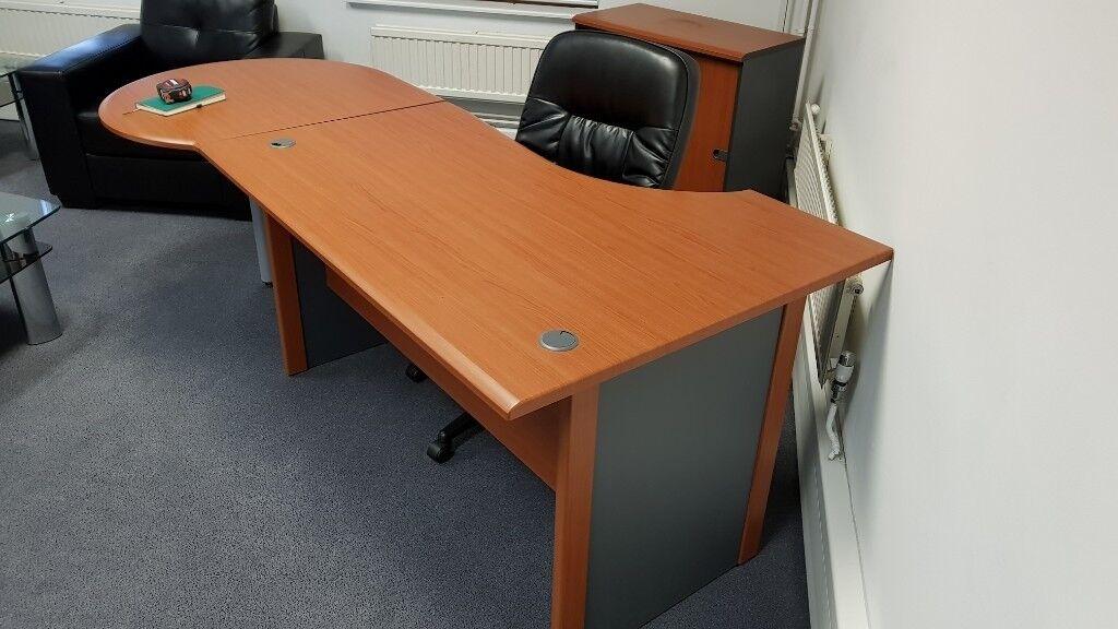 Great Quality Desks Corner Office Storage