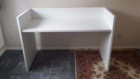 White Desk - New