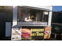 catering trailer 5*for sale