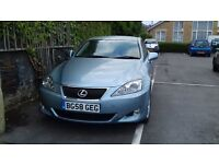 Lexus IS 220 Diesel, This car has a new engine in with less milage on. 75,000 miles