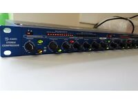 Prosound L10AN equaliser /Samson S COM stereo compressor