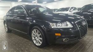 2010 Audi A6 3.0T QUATTRO-SLINE-ONLY 94K