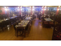 Waiter / Waitress required for Turkish Restaurant in Lambeth North/ London