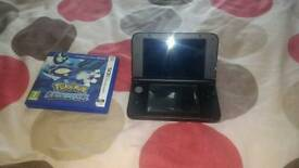3ds xl with Pokémon and charger