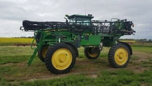 John Deere 4730 Sprayer (2010)