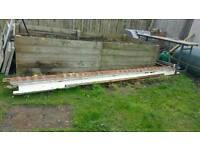 Steel beams RSJ