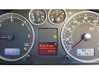 55 Reg VW Sharan TDI for Sale. New Mot.