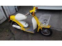 Yamaha Passola 50cc Moped