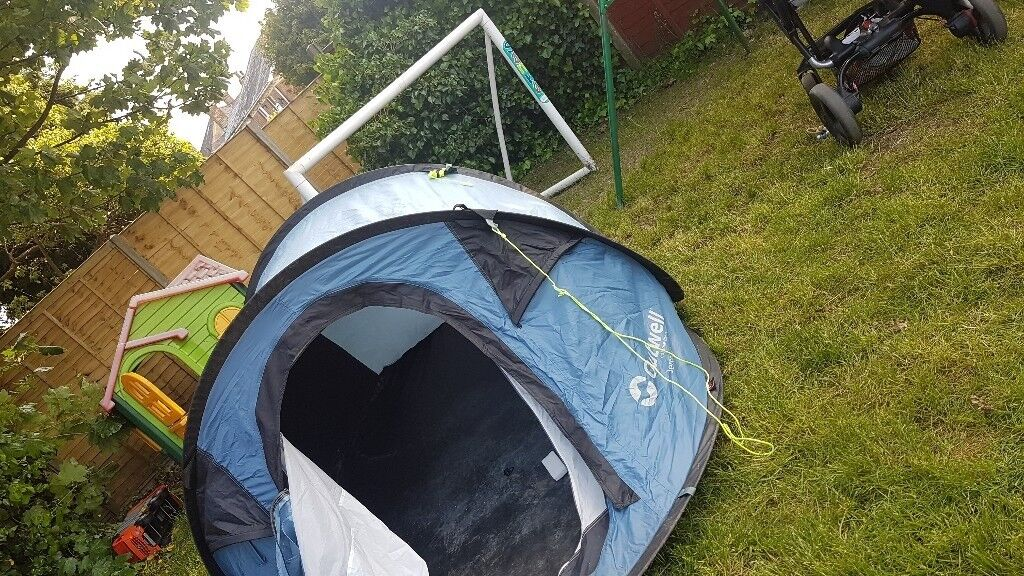 Outwell Jersey S 2 Man Pop Up Tent | in Bournemouth, Dorset | Gumtree