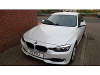 BMW 318 D 2012 with Sports Pack