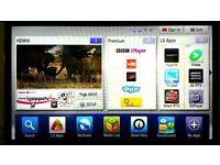 LG 47 inch FULL HD 3D LED SMART TV