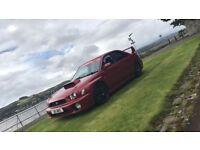 Subaru Impreza WRX - stage 1 - private plate - sell / swap
