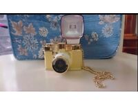 Diana F+ limited Edition Gold and flash