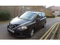 SEAT ALTEA 1.9. CAR IN EXCELLENT CONDITION AND VERY CHEAP.