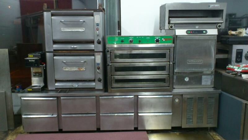 Used Commercial Restaurant Equipment   Business & Industrial ...
