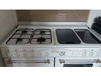 All gas beautiful range cooker, excellent condition. £450 , cost £1700