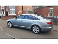 Quick Sale as Moving abroad - Very Good Car -Audi A 6 Saloon- Full Media Pack & Leather Seats