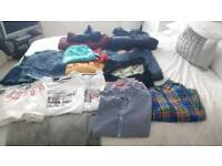 Boys Clothes Bundle Age 14-15