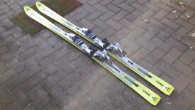 Reduced !! Waxed and ready to go!! Fischer 171cm RC4 Carving Skis