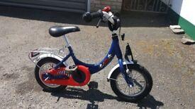 Puky ZL 12 ALU Bike Capt'n Sharky