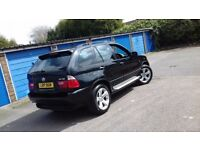 Bmw x5 3.0 petrol sport auto face lift in mint condition 12months tax&mot hpi clear. Px swap