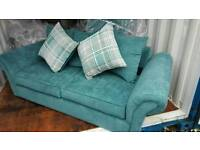 2 and 3 seater sofas NEXT MARINE GREEN