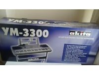 YM-3300 Akita 54 Key Electronic Digital Keyboard