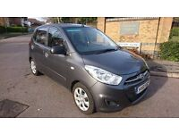 Hyundai I10 1.2 Classic 5dr £30 TAX + 1 OWNER + FSH WITH 7 MAIN DEALER STAMPS MOT UNTIL 23/09/17