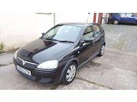 2003 Vauxhall Corsa Design 1.2 5 Door 72000 Miles Only Full Service History...