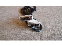 1m DVI-D Digital Monitor PC 18+1 pin Male to Male Cable Lead
