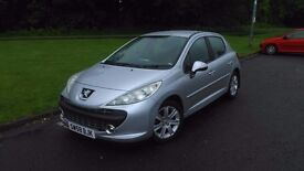 WE NEED TO CLEAR FOR SPACE! MAKE AN OFFER! 2009 Peugeot 207 1.6 HDi Sport 64mpg £30 tax focus astra