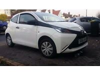 2015 Toyota Aygo 1.0 VVT-i x 3dr Low Mileage, Xmas Sale, EXTRAS