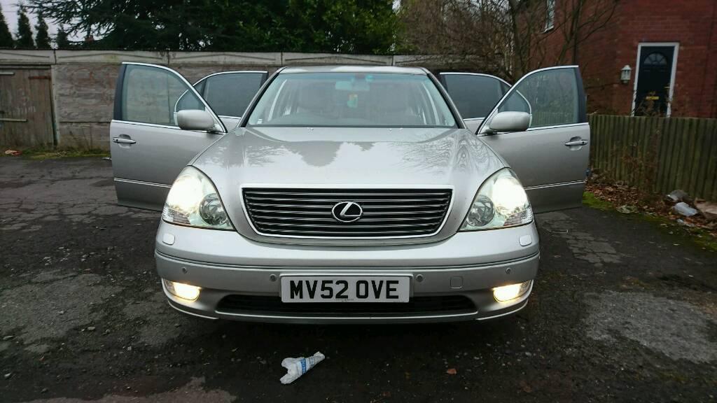 For sale swap ls430