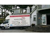 Professional removals in Sheffield with MJ MOVERS Ltd , man and van, Best price Guaranteed-check us