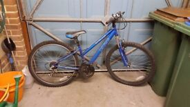 Apollo XC26 Childrens Mountain Bike