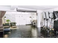 Venue for hire - Photography, Film, Events studio for hire. Great space and fully equipped 900 sq ft