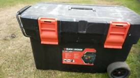 Black and Decker Work Box