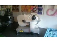 Brand New Unboxed Buffalo Meat Slicer 220mm Blade