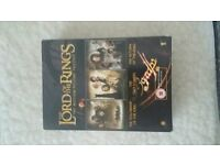 Lord of the Rings - Complete box set