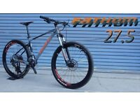 2018 giant fathom 2 high spec limited edition