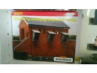 Hornby R8733R8737 Skaledale 00 Gauge Coal Drop Ramp 1-5