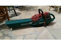 1 garden leaf blower. * reduced for quick sale *