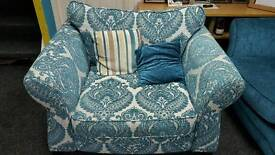 Three seater Sofa bed and sofa chair